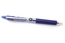 Pilot Hi-Tec-C Knock S Gel Ink Pen - 0.40 mm - Blue - PILOT LHKS-20C4-L