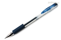Uni-ball Signo UM-151 Gel Pen - 0.28 mm - Blue Black - UNI UM15128.64