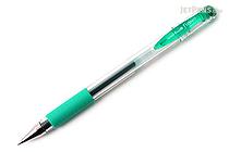 Uni-ball Signo UM-151 Gel Pen - 0.28 mm - Emerald - UNI UM15128.31