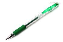 Uni-ball Signo UM-151 Gel Pen - 0.28 mm - Green - UNI UM15128.6