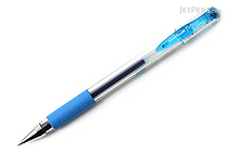 Uni-ball Signo UM-151 Gel Pen - 0.28 mm - Light Blue - UNI UM15128.8