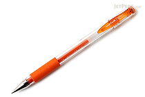Uni-ball Signo UM-151 Gel Pen - 0.28 mm - Orange - UNI UM15128.4