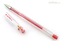 Pilot Hi-Tec-C Gel Pen - 0.25 mm - Red - PILOT LH-20C25-R