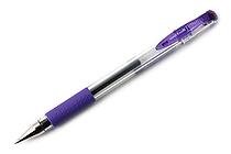 Uni-ball Signo UM-151 Gel Pen - 0.28 mm - Violet - UNI UM15128.12