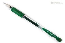 Uni-ball Signo UM-151 Gel Pen - 0.38 mm - Green - UNI UM151.6