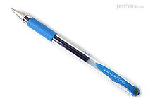 Uni-ball Signo UM-151 Gel Pen - 0.38 mm - Light Blue - UNI UM151.8