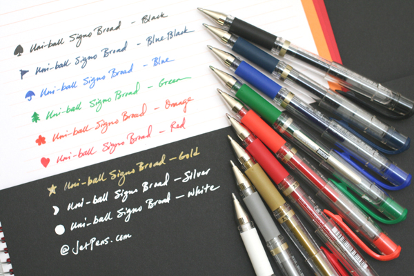 WHAT TYPE OF PEN U USE TO BETTER YOUR HANDWRITING?