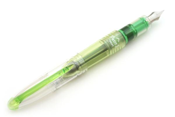 Pilot Petit1 Mini Fountain Pen - Apple Green - PILOT SP-30F-AG