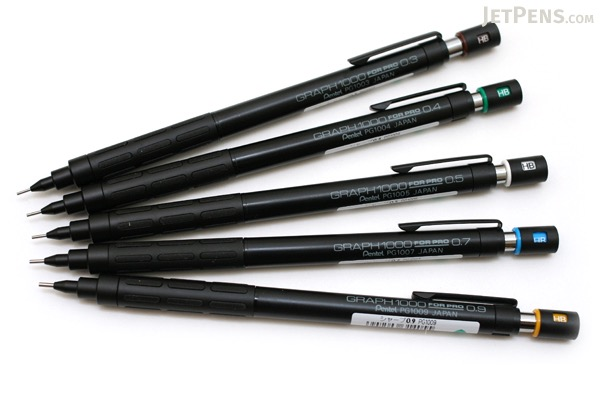 Pentel Graph 1000 for Pro Drafting Pencil - 0.5 mm - PENTEL PG1005