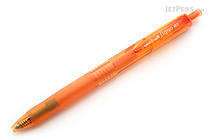 Uni-ball Signo RT UM-138 Gel Pen - 0.38 mm - Orange - UNI UMN103.4