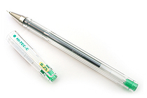 Pilot Hi-Tec-C Gel Pen - 0.25 mm - Green - PILOT LH-20C25-G