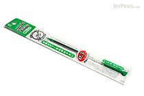 Pilot Hi-Tec-C Coleto Gel Multi Pen Refill - 0.3 mm - Green - PILOT LHKRF-10C3-G