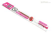 Pilot Hi-Tec-C Coleto Gel Multi Pen Refill - 0.3 mm - Pink - PILOT LHKRF-10C3-P