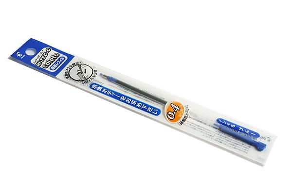 Pilot Hi-Tec-C Coleto Gel Multi Pen Refill - 0.4 mm - Blue - PILOT LHKRF-10C4-L