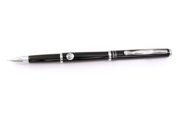 Pilot Hi-Tec-C Cavalier Executive Gel Ink Pen - 0.3 mm - Black Body - Black Ink - PILOT LCA-1SRC3-B
