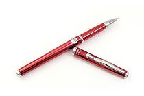 Pilot Hi-Tec-C Cavalier Executive Gel Ink Pen - 0.3 mm - Red Body - Black Ink - PILOT LCA-1SRC3-R