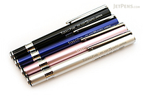 Ohto Tasche Fountain Pen - 4 Color Set - Fine Nib - OHTO FF-10T 4SET