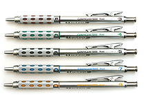 Pentel Graph Gear 1000 Drafting Pencil - 5 Sizes Set - PENTEL PG101X 5SET