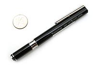 Ohto Tasche Needle-Point Ballpoint Pen - 0.7 mm - Black Body - OHTO NBP-10T BLACK