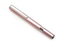 Ohto Tasche Needle-Point Ballpoint Pen - 0.7 mm - Pink Body - OHTO NBP-10T PINK