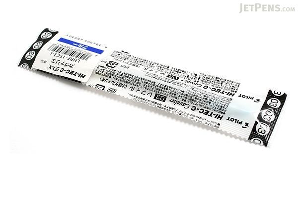 Pilot Hi-Tec-C Cavalier Gel Ink Pen Refill - 0.3 mm - Blue - PILOT LHRF-15C3-L