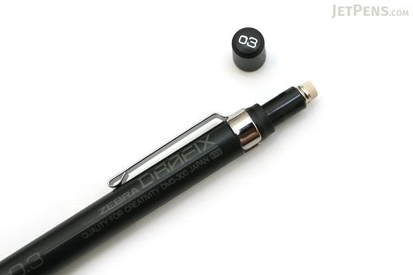 Zebra Drafix Drafting Pencil - 0.3 mm - ZEBRA DM3-300