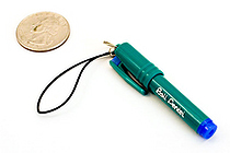 Pentel Mini Cell Phone Pen - Green - PENTEL MINICELL GREEN
