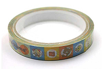 San-X Rilakkuma Decoration Tape - Multi Color - SAN-X R/K SE-88103
