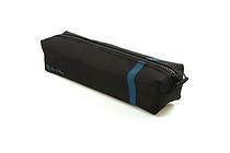 Sura Kura Pencil Bag - Large – Blue on Black - SURA PBC900A