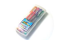 Uni-ball Signo Erasable Gel Ink Pen - 0.8 mm - 8 Color Set - UNI UM101ER 8C