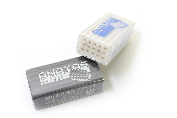 Seed Anatas Eraser - White - SEED EP-AT1