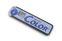 Pilot Color Eno Neox Mechanical Pencil Lead - 0.7 mm - Blue - PILOT HRF7C-20-L