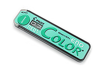 Pilot Color Eno Neox Mechanical Pencil Lead - 0.7 mm - Green - PILOT HRF7C-20-G