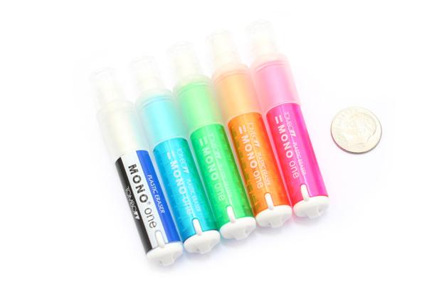 Tombow Mono One Mini Twist Eraser - Blue Body - TOMBOW EH-SSM40