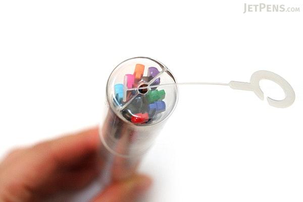 Pilot Hi-Tec-C Coleto Gel Multi Pen Refill - 0.3 mm - 10 Color Set - PILOT LHKRF-1SC3-10C