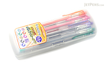 Uni-ball Signo Erasable Gel Pen - 0.5 mm - 8 Color Set - UNI UM101ER058C