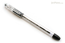 Pentel RSVP Ballpoint Pen - 0.5 mm Fine Point - Black Ink - PENTEL BK90-A