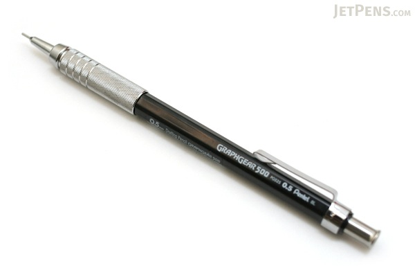 Pentel Graph Gear 500 Drafting Pencil - 0.5 mm - PENTEL PG525A