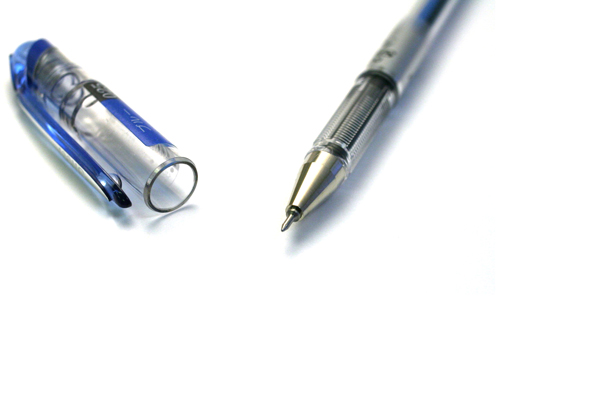 Pentel Slicci Gel Pen - 0.25 mm - Blue Ink - PENTEL BG202-C