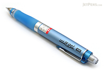 Uni Alpha Gel HD Pencil - Colored Body Series - 0.5 mm - Deep Blue Grip - UNI M5-608GG 1P D.33