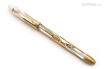 Pentel Sunburst Metallic Gel Pen - 0.7 mm - Gold - PENTEL K908-X