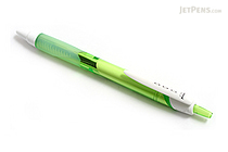 Uni Jetstream Standard Ballpoint Pen - 0.7 mm - Black Ink - Green Body - UNI SXN15007.6