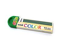 Uni Color Pencil Lead - 0.5 mm - Green - UNI U05205C.6