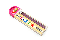 Uni Color Pencil Lead - 0.5 mm - Pink - UNI U05205C.66