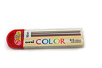 Uni Color Pencil Lead - 0.5 mm - Red - UNI U05205C.15