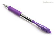 Pilot G2 Gel Pen - 0.5 mm - Purple - PILOT G25--PPL-BC