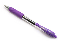 Pilot G2 Gel Pen - 0.5 mm - Purple - PILOT G25--PPL-BC