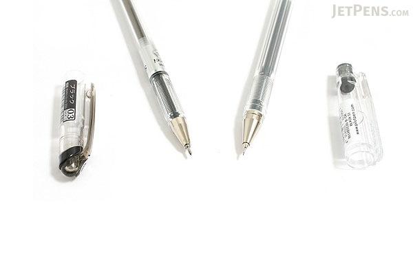 Pentel Slicci Gel Pen - 0.3 mm - Black Ink - PENTEL BG203-A