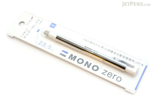 Tombow Mono Zero Eraser - 2.5 mm x 5 mm - Rectangle - TOMBOW EH-KUS