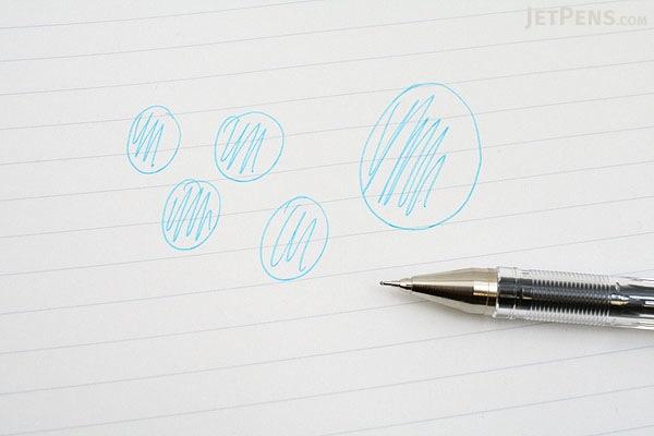 Pilot Hi-Tec-C Gel Ink Pen - 0.3 mm - Soda Blue - PILOT LH-20C3-SO